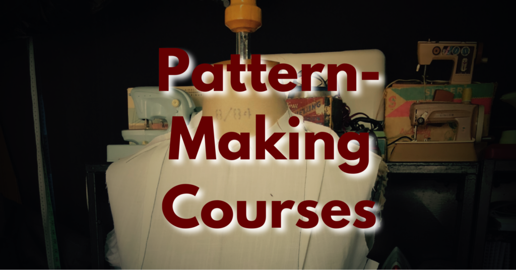 Pattern Making Courses