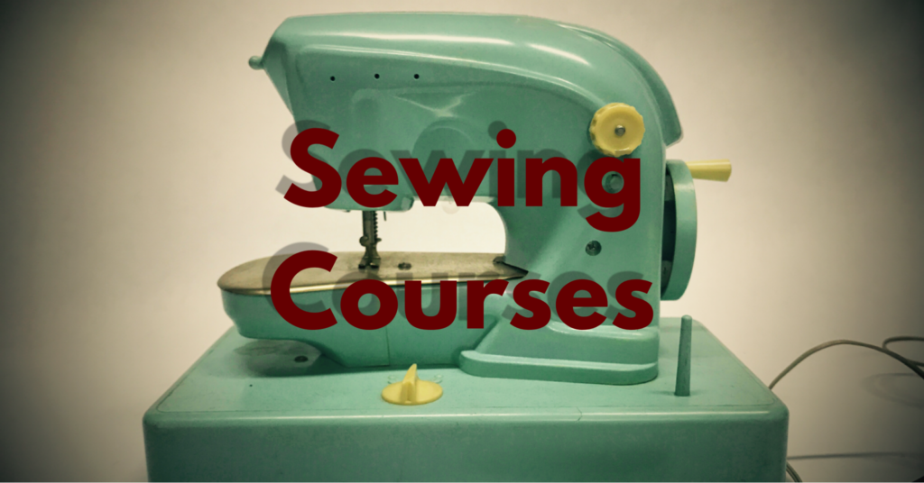 Sewing Courses