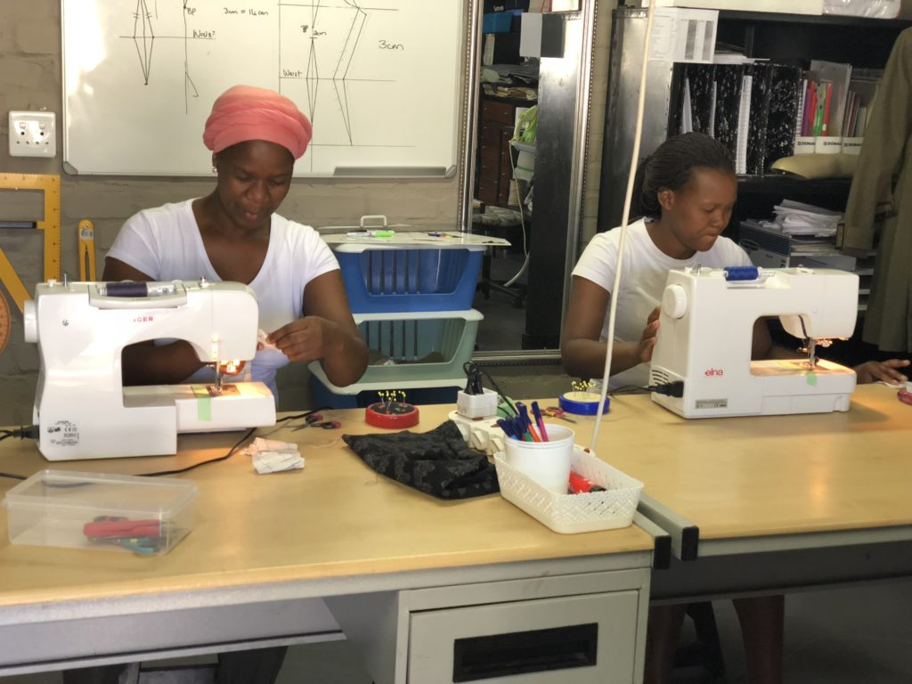 Pattern Making Course Cape Town Northern Suburbs